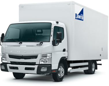 Fuso Canter TF 7.5т Фургон